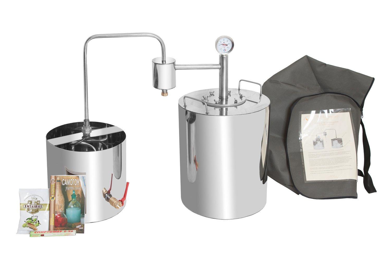 Самогонный аппарат добрый жар дачный с сухопарником домашняя пивоварня ростов