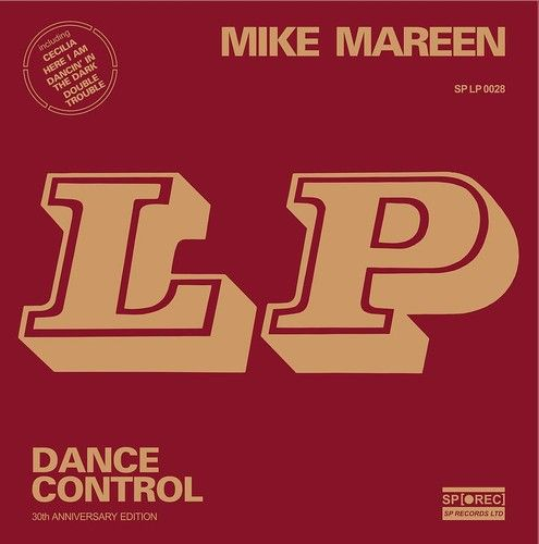 MIKE MAREEN  Dance Control 1985 (2015)