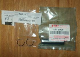 Палец поршня + стопоры Suzuki RMX250S / TS200R