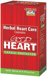 Гуд Харт кардиопротекторный препарат Goodcare Pharma Good Heart