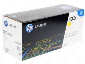 Картридж оригинальный HP CE742A (307A)