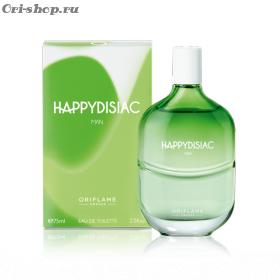 Мужская туалетная вода Happydisiac Man