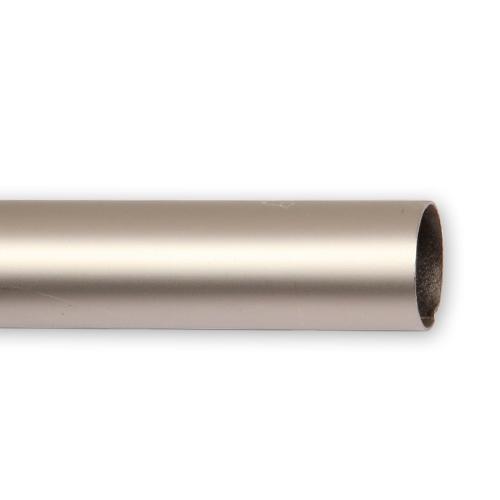 Труба гладкая сатин 25 мм