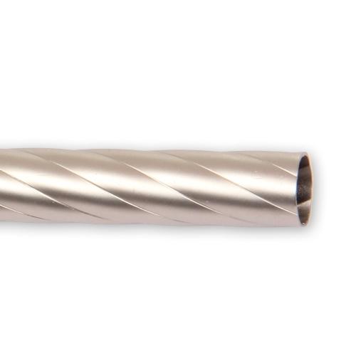 Труба твист сатин 16 мм