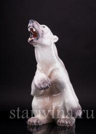Рычащий медведь, Dahl Jensen, Дания