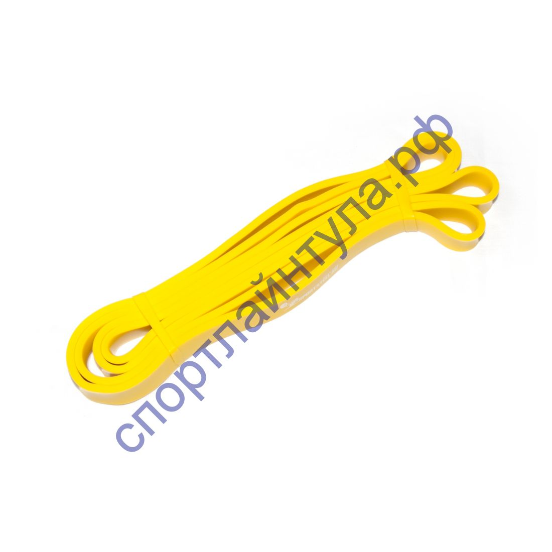 Резиновые петли Sportsteel желтые