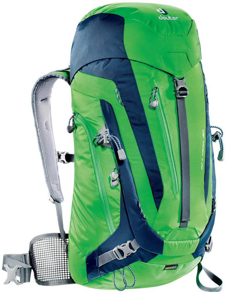 Deuter ACT Trail ACT Trail 30 spring-midnight универсальный рюкзак