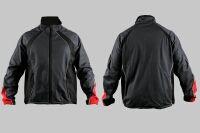 Куртка тренировочная зимняя, виндстоппер