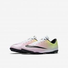 Детские шиповки NIKE MERCURIAL VICTORY V TF 651641-107 JR
