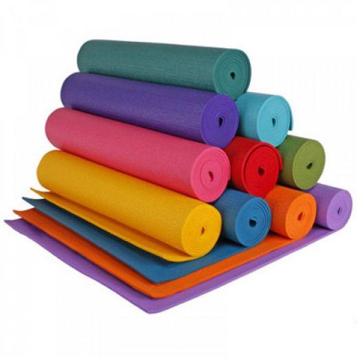 Коврики, блоки для йоги