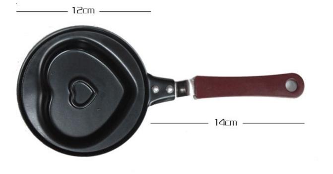АКЦИЯ! Мини сковорода Мордочка для яичницы омлета и блинов