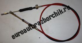 Трос выбора передач КПП Baw 1044 (E2) (красный)