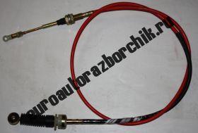 Трос выбора передач КПП Baw Tinik (красный)