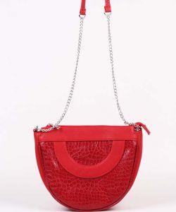 Красная вечерняя сумка