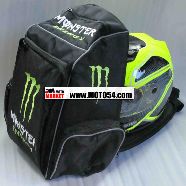 Мото рюкзак Kawasaki Monster Energy 2