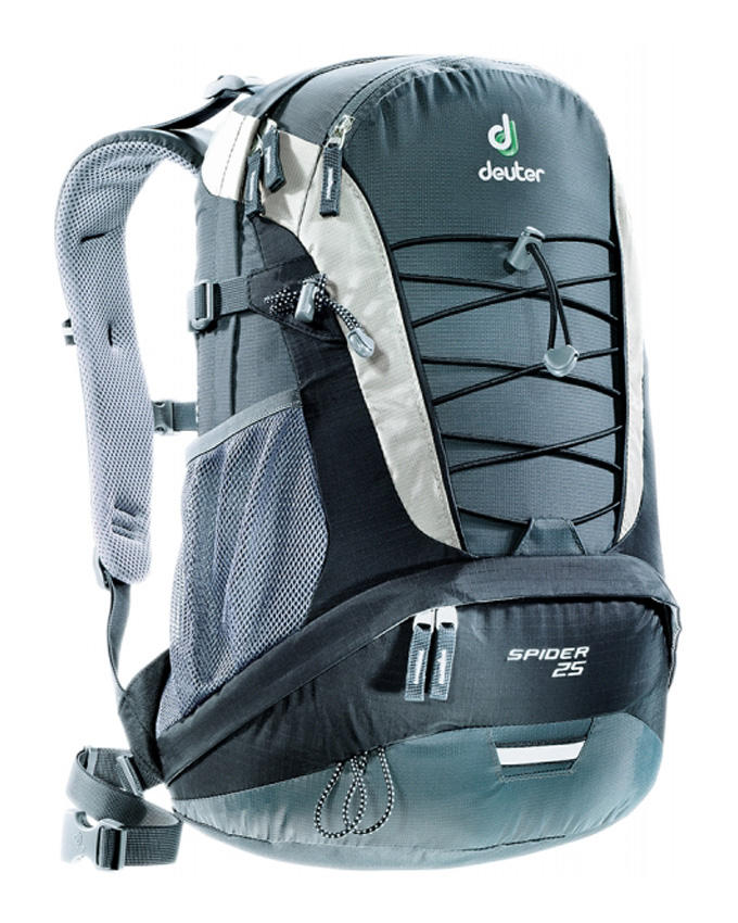 Deuter Daypacks Spider 25L granite-black рюкзак