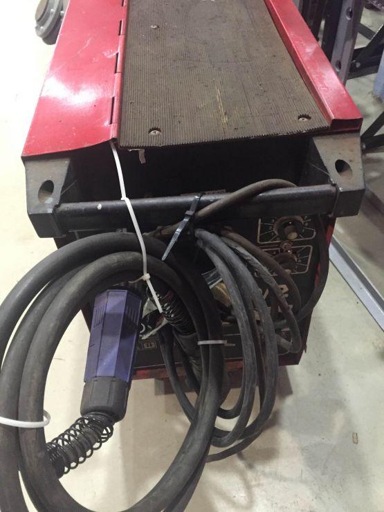Сварочный аппарат полуавтомат Telwin TelMig 180