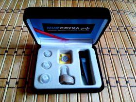 Внутриушной слуховой аппарат RGB Tech