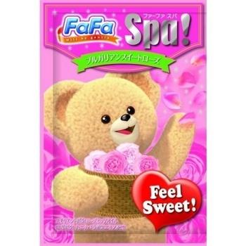 """Соль для ванны для всей семьи """"FaFa Series"""" Feel Cool, саше"""