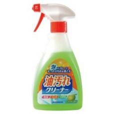 Очищающая спрей-пена от нагоревшего жира и масляных пятен на кухне Foam spray oil cleaner 1200 мл мягкая упаковка
