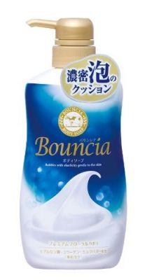 Сливочное жидкое мыло для тела Bouncia в ассортименте
