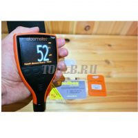 Elcometer 224 - Цифровой профилемер встроенный датчик Basic (0-500 мкм) - купить в интернет-магазине www.toolb.ru цена, обзор, поверка, характеристики, отзывы, производитель, официальный, заказ, онлайн