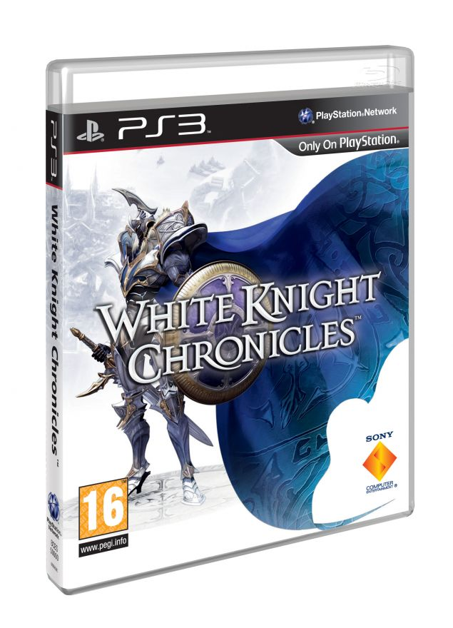 Игра White Knight Chronicles (PS 3)