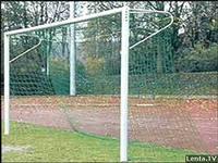 Сетка для футбольных ворот Ø 2.2 мм, артикул 1136-012 (пара)