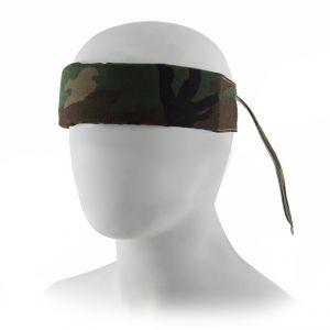 Сандана Full Clip Headband - Woodland