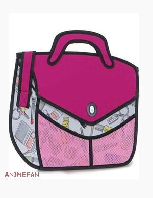 2D Сумка Girls' Night Pink