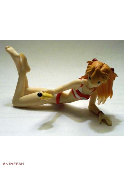 Evangelion Swimsuit Asuka_02