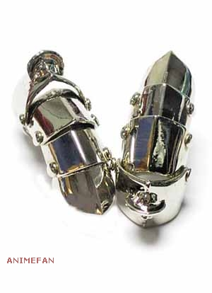Nana Metal Finger Protector Ring