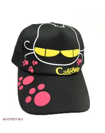 Бейсболка Catincafe_01