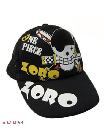 Бейсболка One Piece Zoro_01