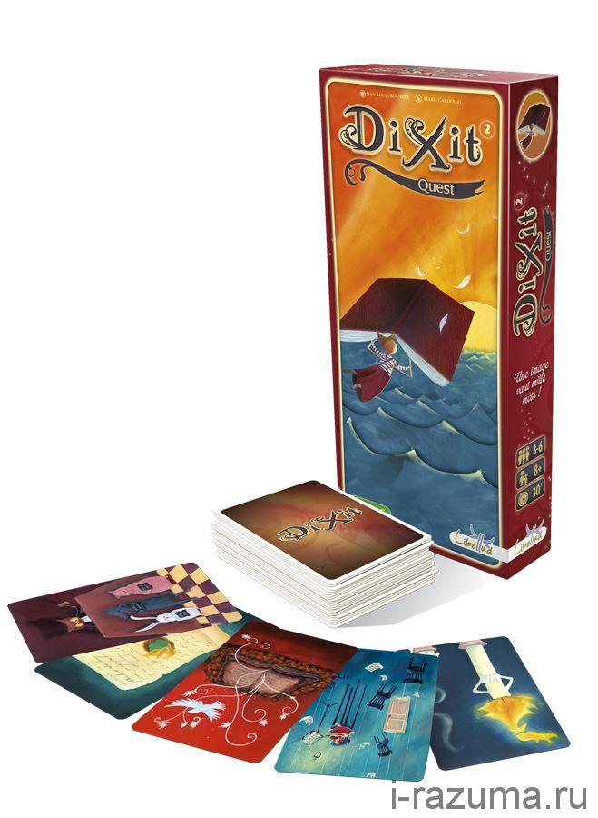 Диксит 2 (Dixit)