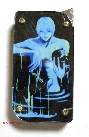 Зажигалка Death Note Kira_02