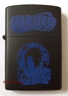 Зажигалка Naruto_Sasuke