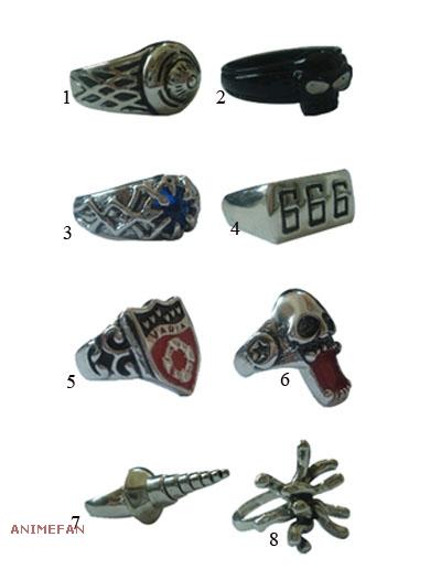 Кольца Katekyo Hitman Reborn!_05