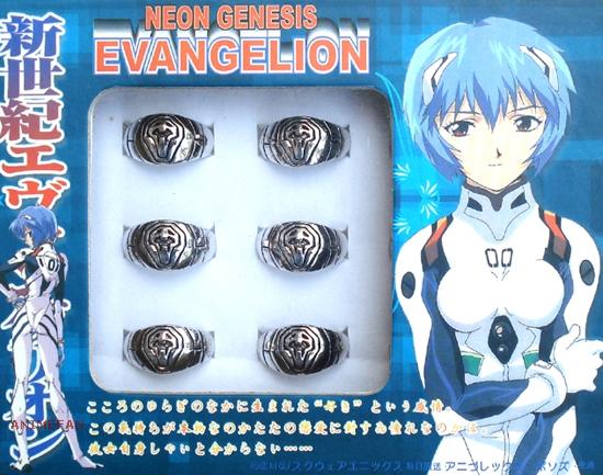 Кольцо Neon Genesis Evangelion_01