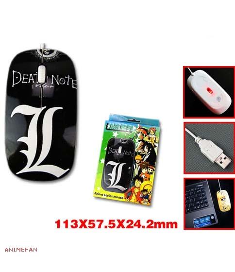 Компьютерная мышка Death Note_02