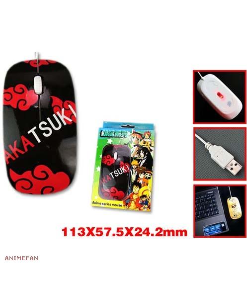 Компьютерная мышка Naruto Akatsuki_01