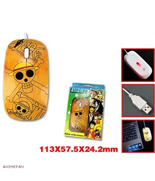 Компьютерная мышка One Piece_01