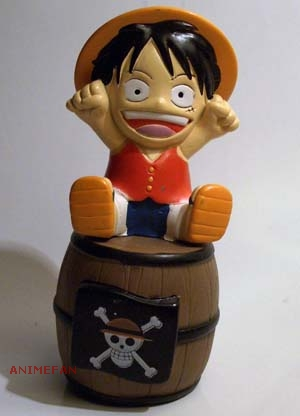 Копилка One Piece_Luffy