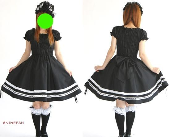 Костюм Black Lolita