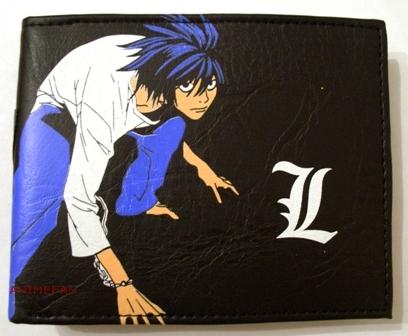 Кошелек Death Note L_03
