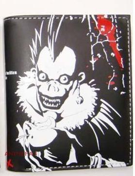 Кошелек Death Note Ryuuk & L