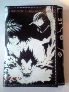 Кошелек Death Note_11