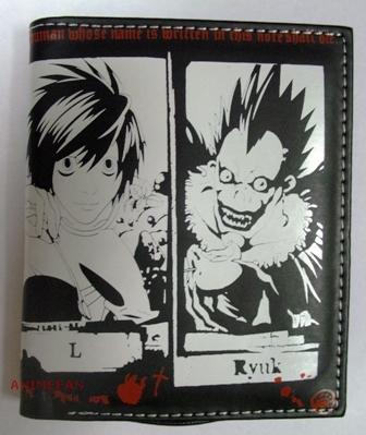 Кошелек Death Note_21