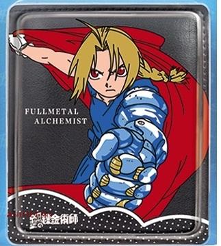 Кошелек Fullmetal Alchemist