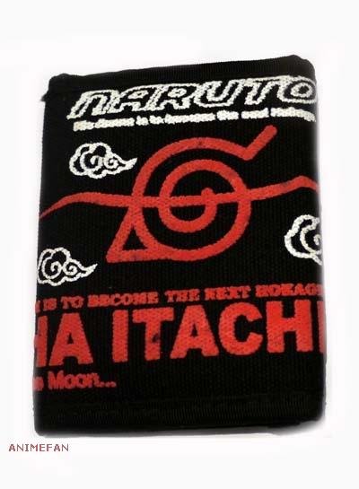 Кошелек Naruto Itachi_04